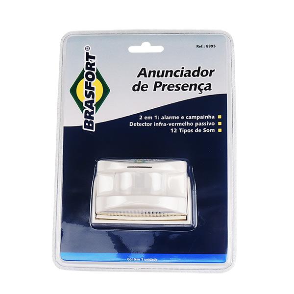 ANUNCIADOR DE PRESENÇA CONJUGADO