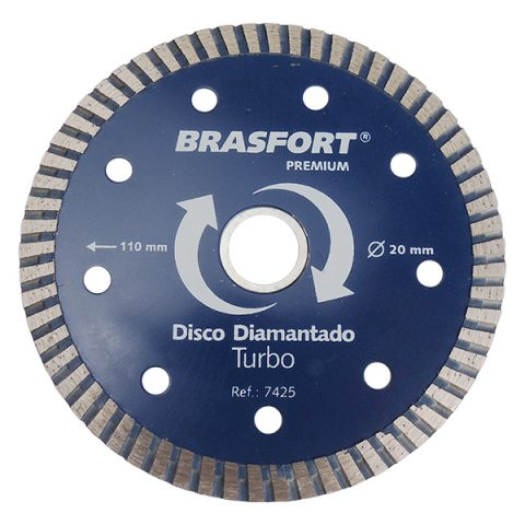 DISCO DIAMANTADO TURBO PREMIUM