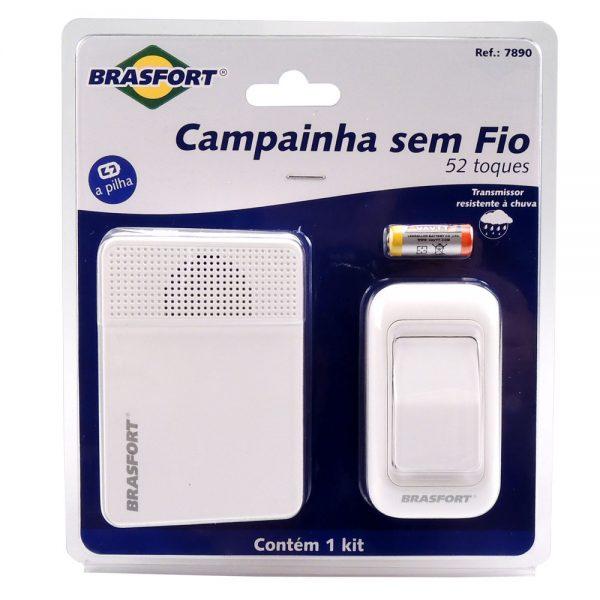 CAMPAINHA SEM FIO A PILHA