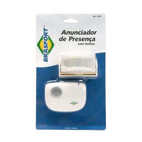 ANUNCIADOR DE PRESENÇA COM SENSOR