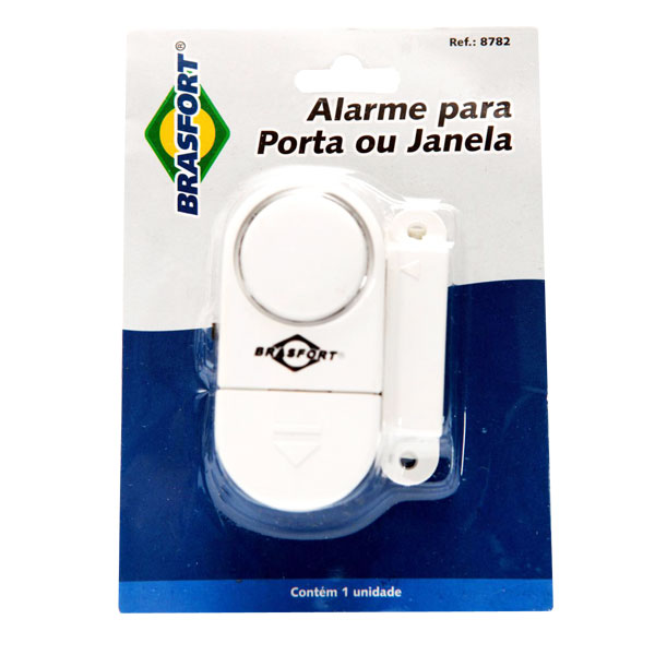 ALARME PARA PORTAS OU JANELAS
